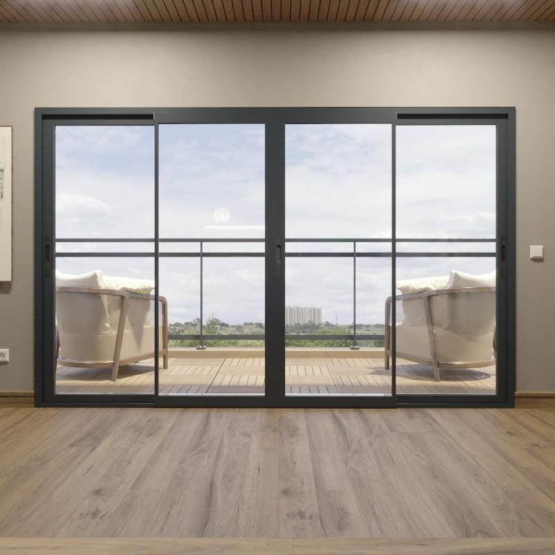 Fenetres-portes fenêtres-baie vitrée